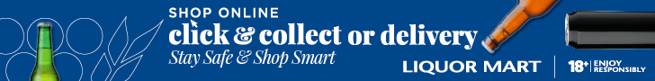 Stay Safe & Shop Smart - Click and Collect at Liquor Mart